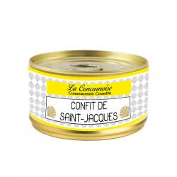 Confit de noix de Saint-Jacques 130 g