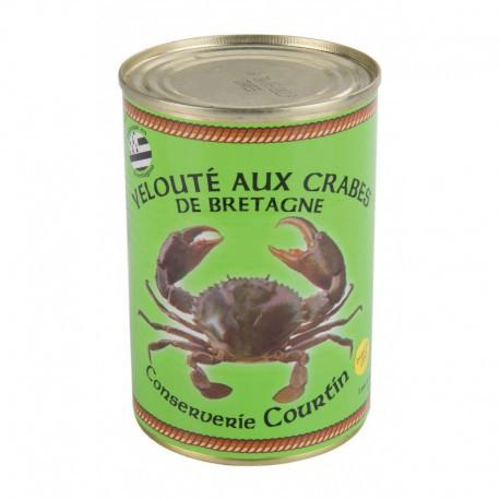 Velouté aux crabes 400 g