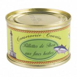 Rillettes de thon aux fines herbes 65 g