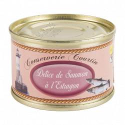 Délice de saumon à l'estragon 65 g